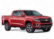 Chevrolet Colorado 2012-